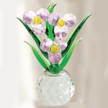 Crystal Blooms