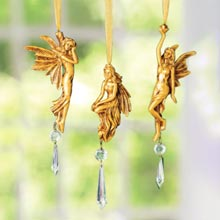 Victorian Angel Suncatchers