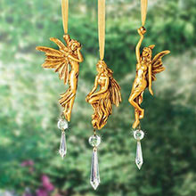 Victorian Angel Suncatchers Set