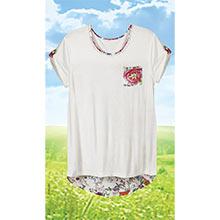 Summer Blossoms Top