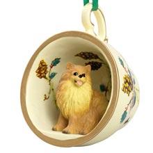 Dog Breed Teacup Ornaments