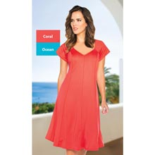 Slimming Illusions Panel Dress