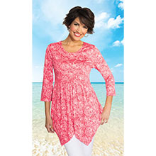 Effortless Romantic Tunic