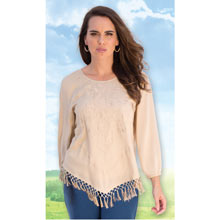 Fabulous Fringe Top