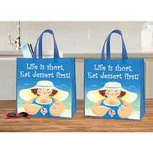 Vitamin Sea Totes - Set Of 2