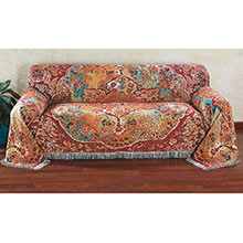 Grand Bazaar Loveseat Cover