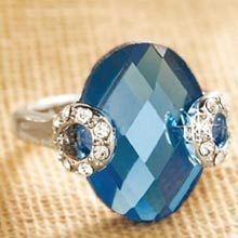 Romantic Gem Ring