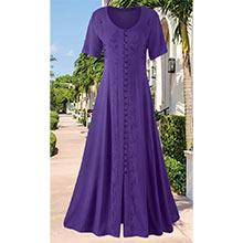 Purple Passion Party Dress