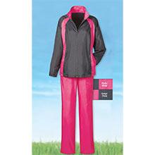 Grey Jacket/Pink Pants