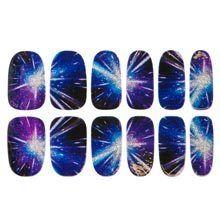 Galaxy Nail Appliqués