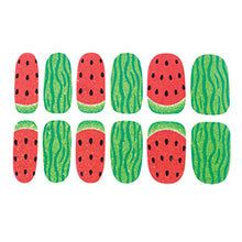 Watermelon Nail Appliqués