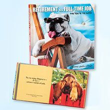 Retirement is a Full-Time Job Book