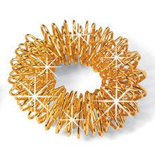 Amazing Acu-Sphere - Gold-tone