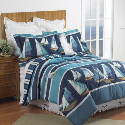 Chesapeake Comforter Set