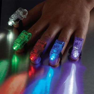Finger Light Lasers