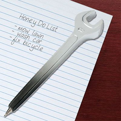Do-It-Yourself Tool Pen