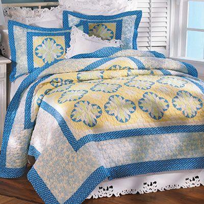 Maryann's Garden Quilt Set