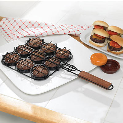 Mini-Burger Grilling Set
