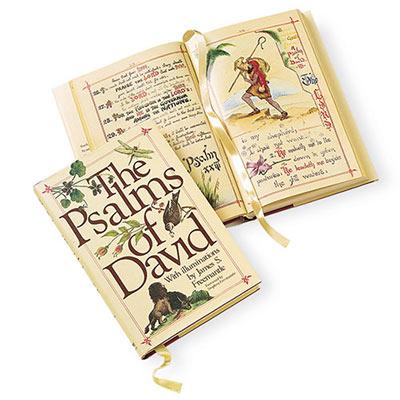 The Psalms of David Book