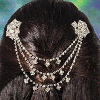Starburst Hair Accent