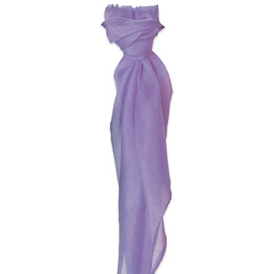Solid Color Silk Scarf