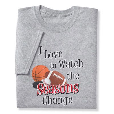 Seasons Change Tee