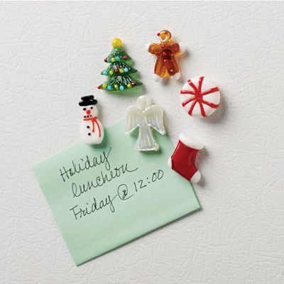 Christmas Magnets Set