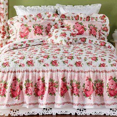 Rose Garden Standard Sham