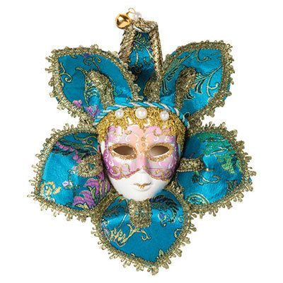 Masquerade Wall Mask