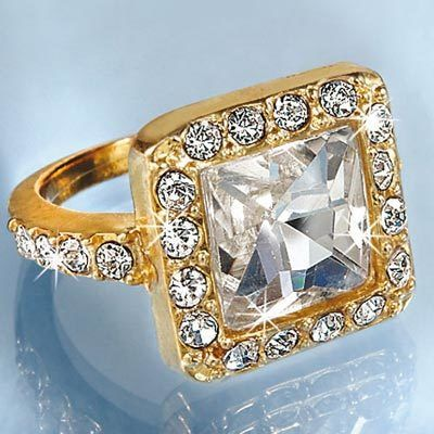 Square Big Bling Ring