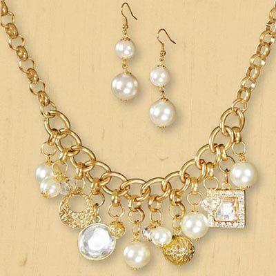 Charming Jewelry Set