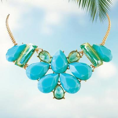 Caribbean Jewel Necklace