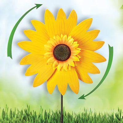 Sunflower Spinner