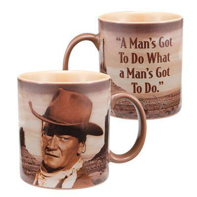 The John Wayne Mug