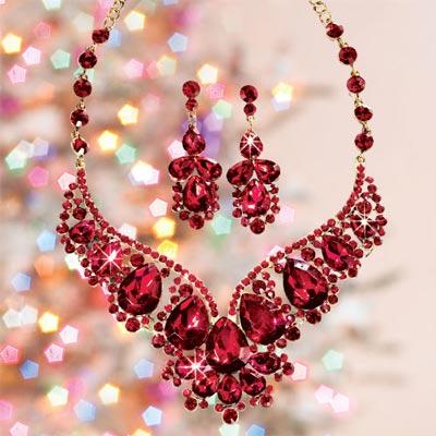 Spark of Romance Jewelry Set