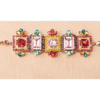 Royal Bejeweled Bracelet
