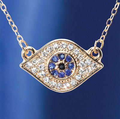 Glittering Amulet