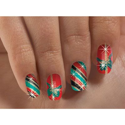 Holiday Fashion Nails