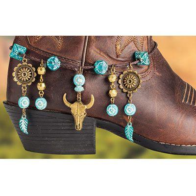 Santa Fe Boot Bracelet