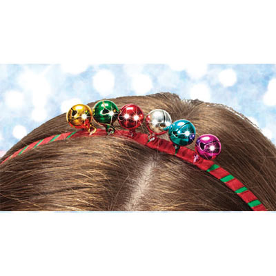 Jingle Bell Headband