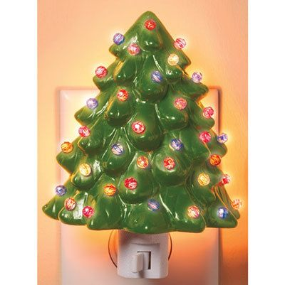 Christmas Tree Nightlight
