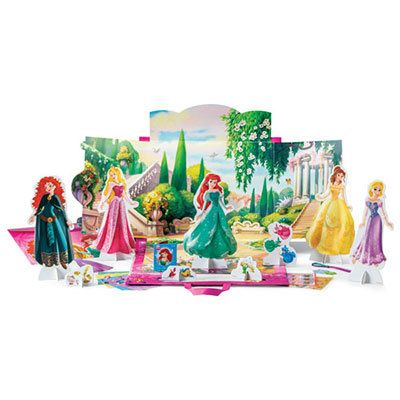 Disney Princess Paper Doll Collection