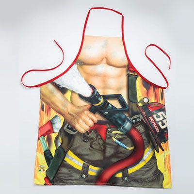 Sexy Male Body Apron