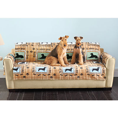 Love My Dog Furniture Covers