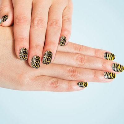 Wild Fashion Nails