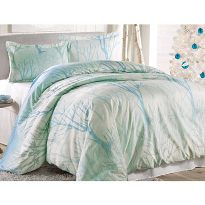 Winter White Duvet Set