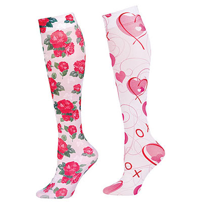 Romantic Trouser Socks