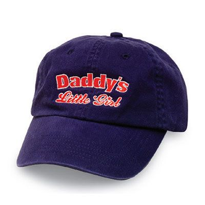 Like Daddy Like Daughter-Infant Cap