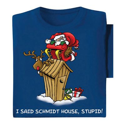 The Schmidt House Tee