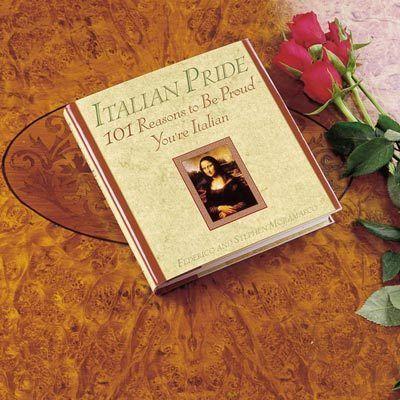 Italian Pride Book